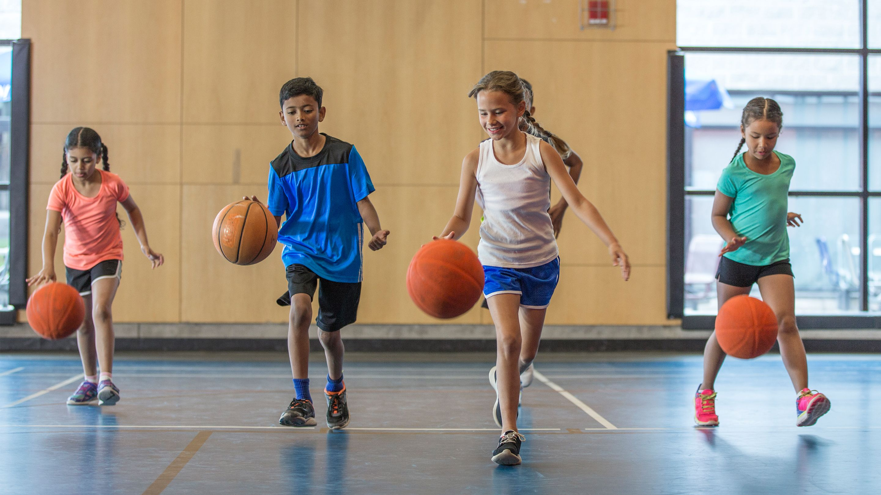 Basketball Mathematics—and 4 Other Ways to Mix Movement and Learning