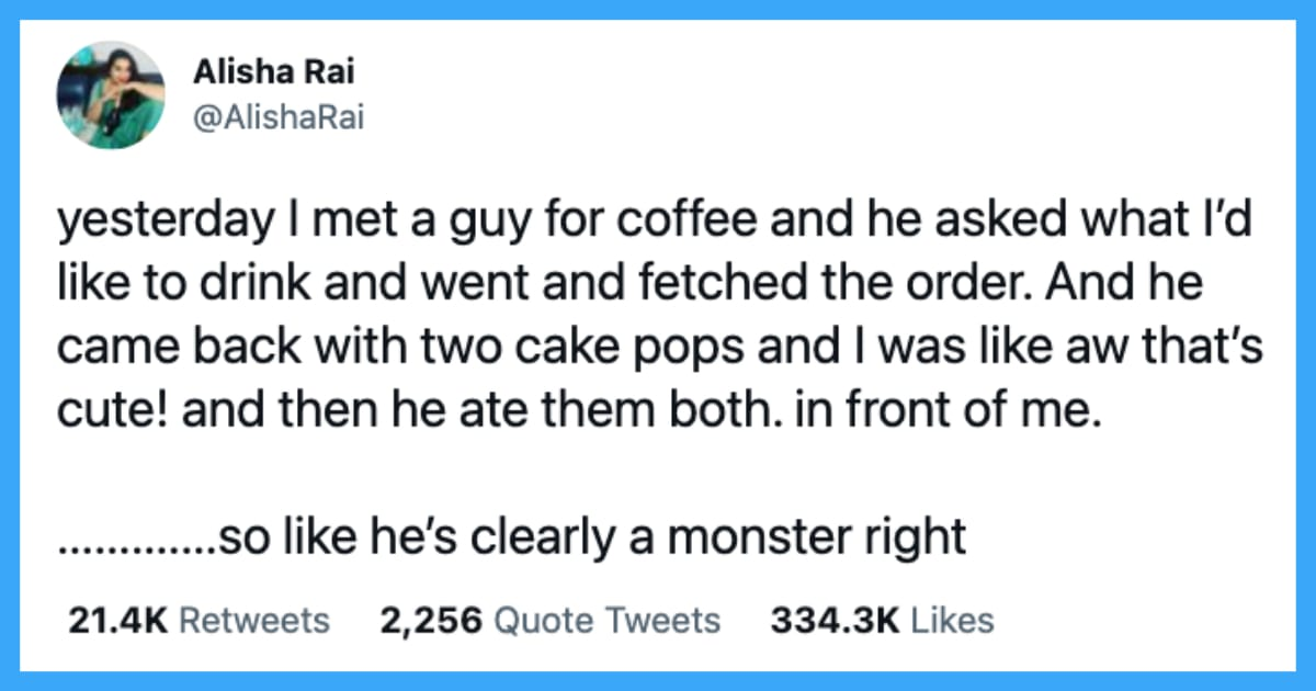 This Woman's First Date Fail Has People Talking About Simple Manners