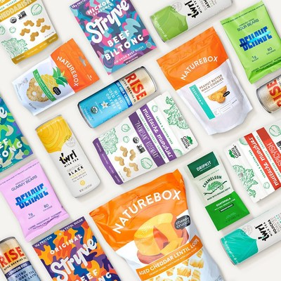 Curated Wellness Snacks You Can Trust, All In One Place: Introducing NatureBox Partner Market