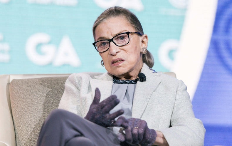 How Ginsburg's Death Threatens the Affordable Care Act and Reproductive Rights