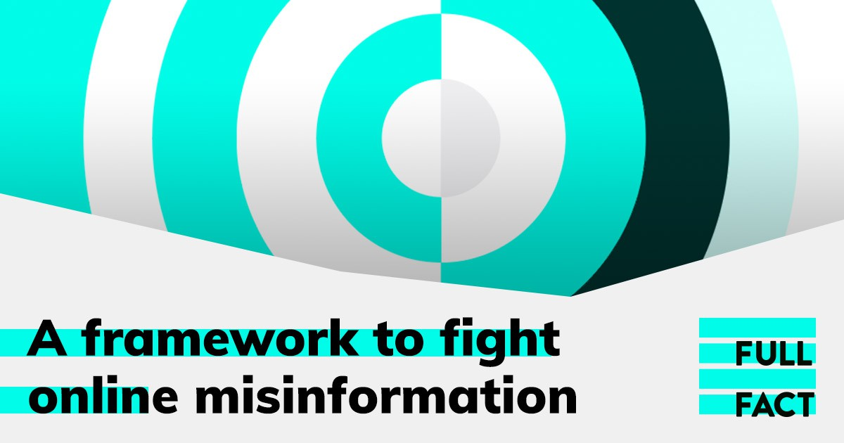 Full Fact launches consultation on the Framework for Information Incidents