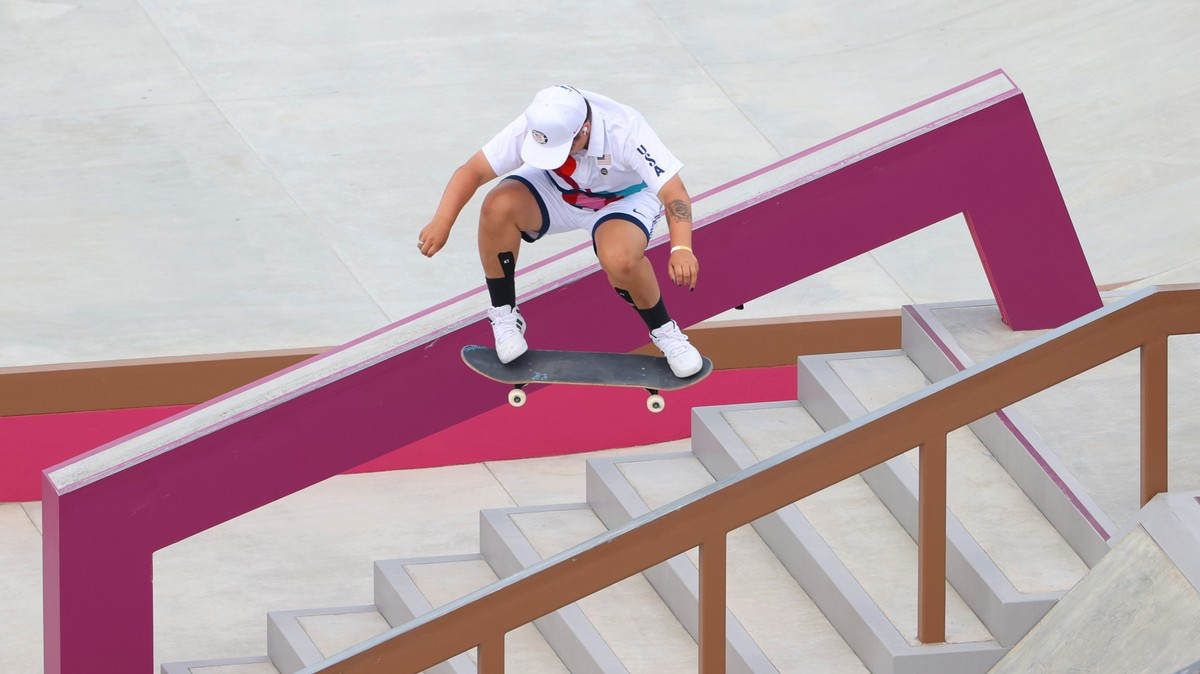 The Olympics' First-Ever Non-Binary Athletes Have Already Been Misgendered