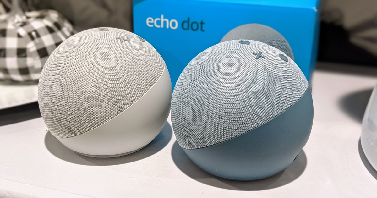 Echo Dot 4th Gen Devices Only $29.99 Shipped on Amazon or Target.com (Regularly $50)