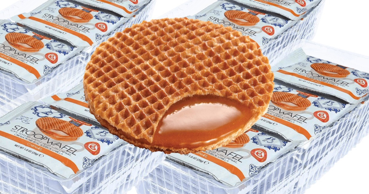 Daelmans Stroopwafels 48-Pack from $19.99 Shipped (Regularly $40)