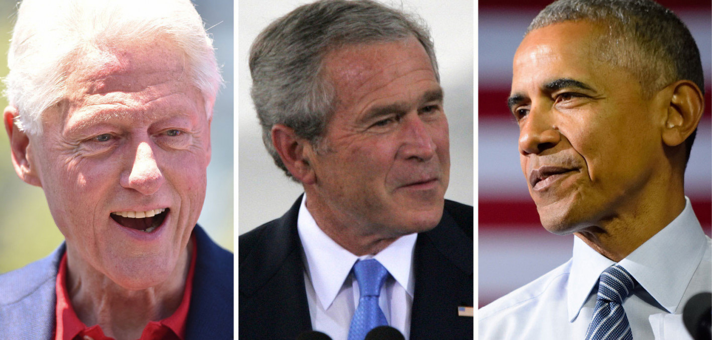Former Presidents Plan to Publicly Get the COVID-19 Vaccine