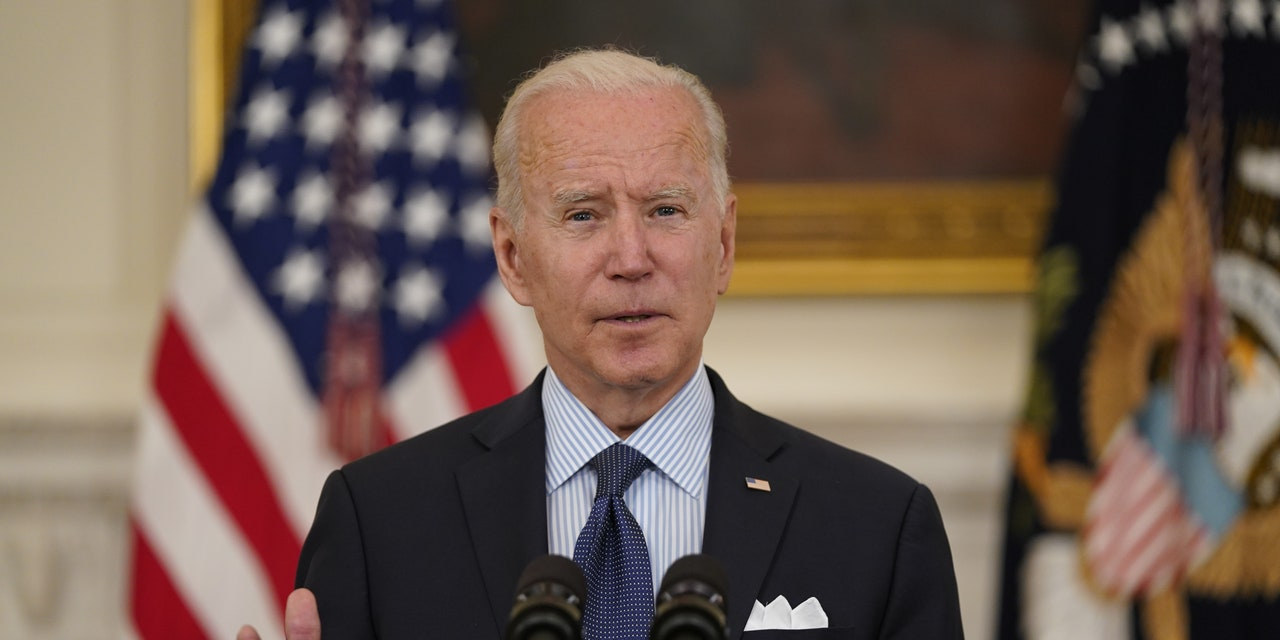 Biden Now Aims to Get 70% of Adults at Least One COVID-19 Vaccine Dose By the Fourth of July