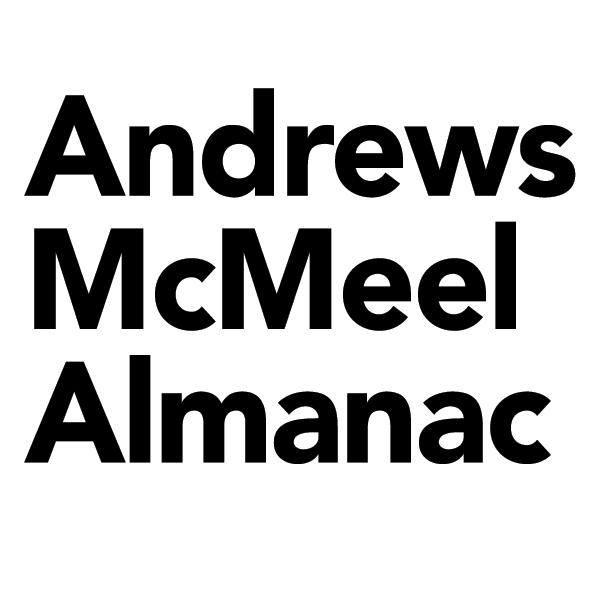 Andrews Mc Meel Almanac For November 16, 2020