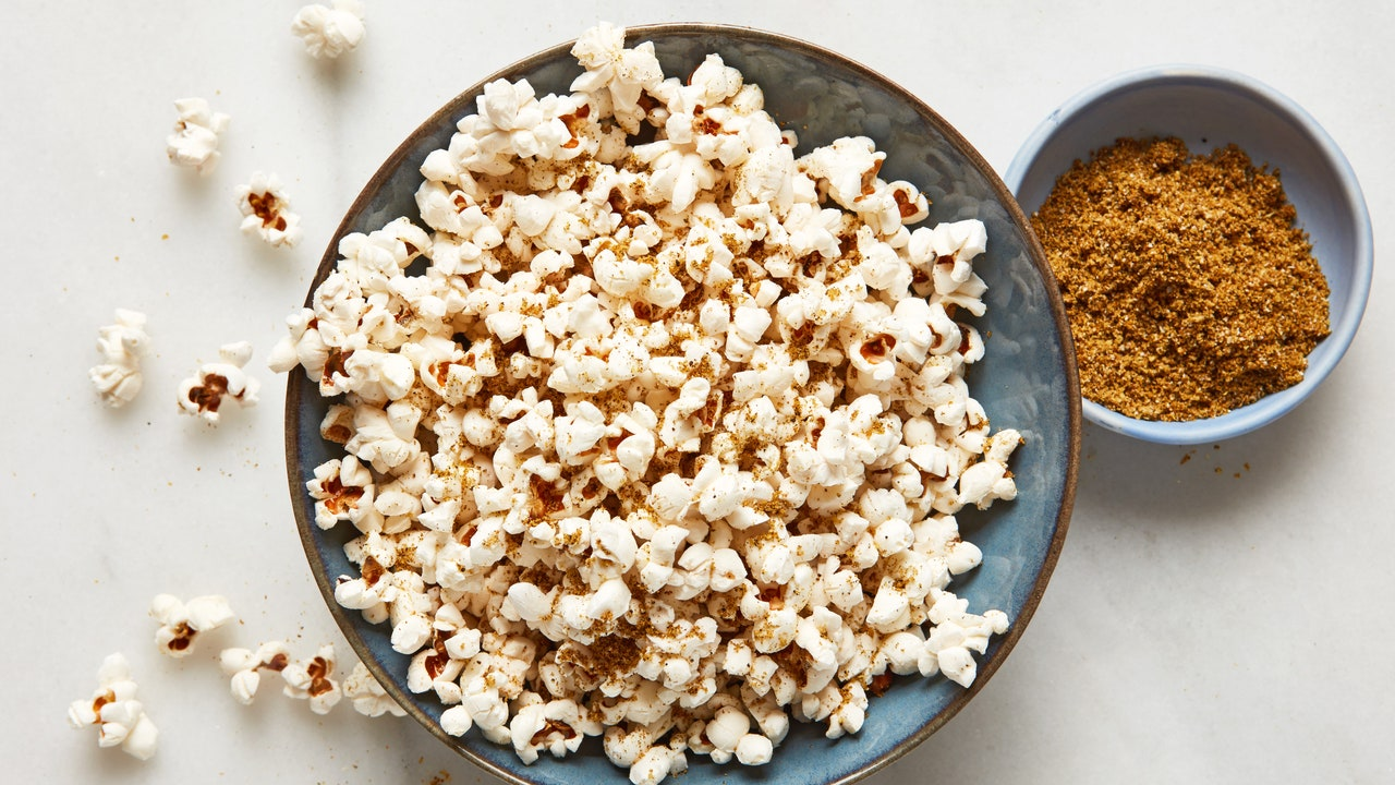 Raid Your Pantry to Make DIY Flavored Popcorn (or Snack Mix) (or Chips)