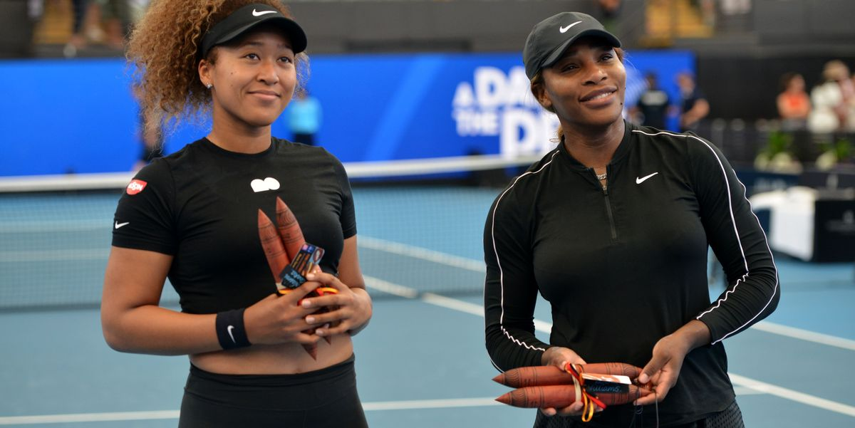 Serena Williams, Russell Wilson, And More Top Athletes Show Support For Naomi Osaka