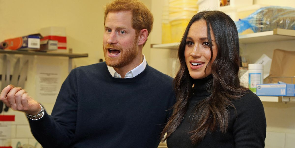 """Meghan Markle & Prince Harry Fired a Night Nurse After \""""Incident\"""""""