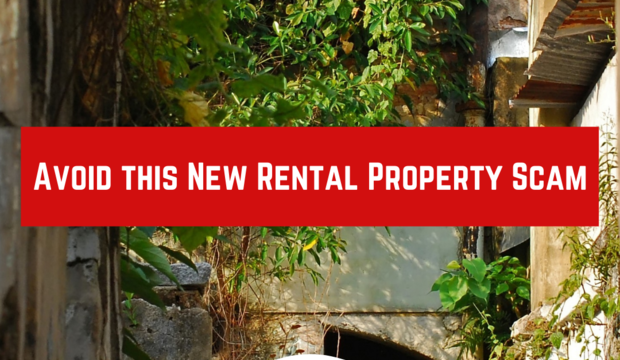 New Rental Property Scam - Renters and Landlords Beware