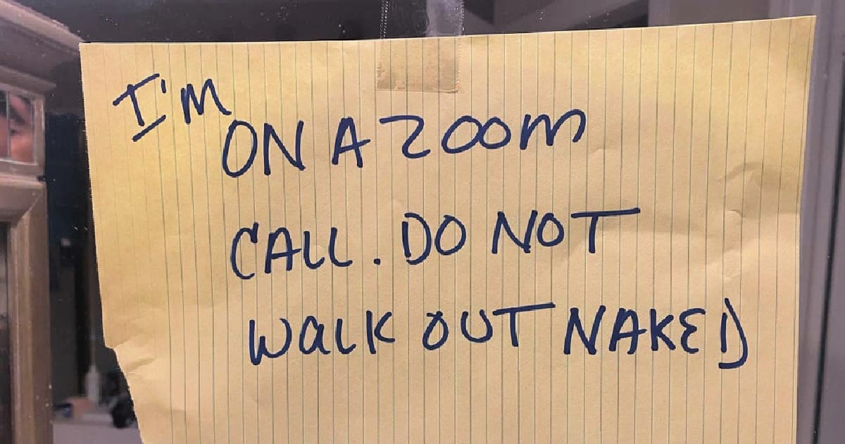 11 People Who Wrote a Note and Said What Needed to Be Said