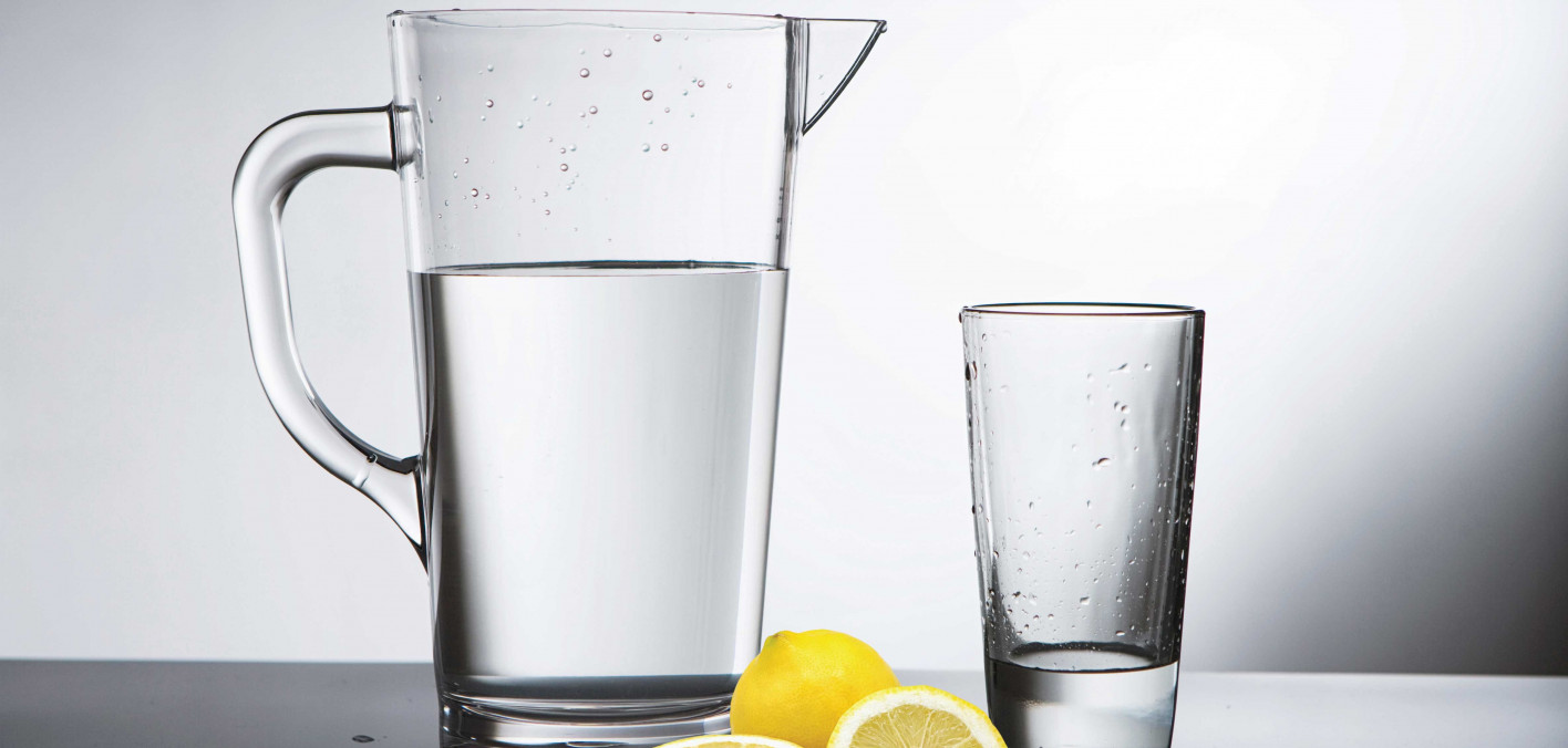 Think Twice Before Scarfing Down That Glass of Ice Water