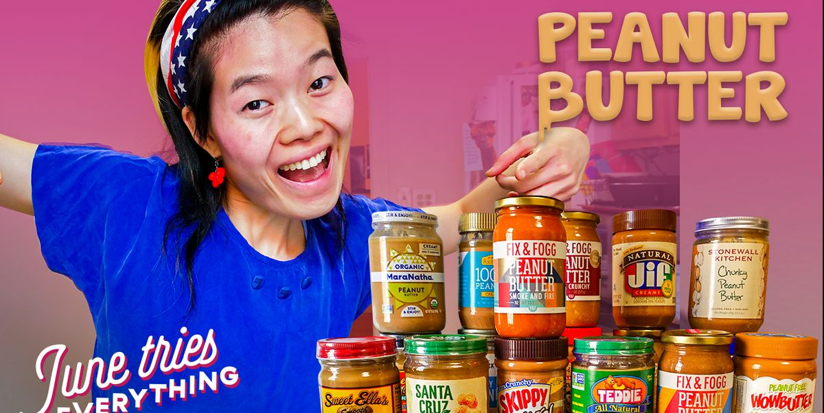 I Ranked 28 Peanut Butters In A Blind Taste Test