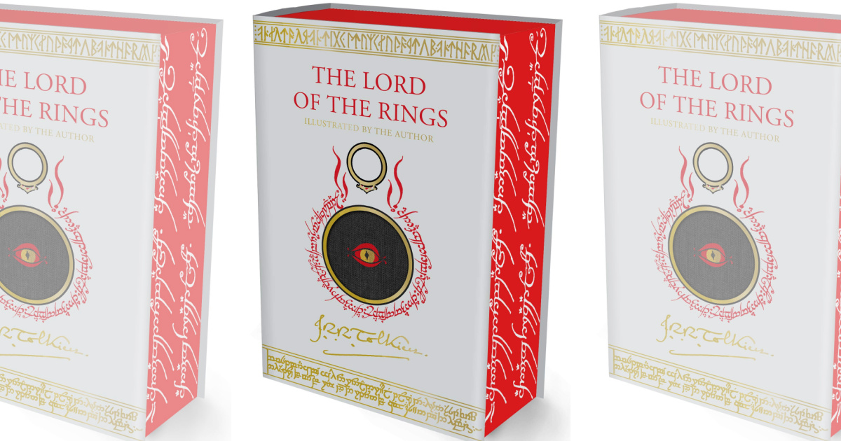 Lord of the Rings Illustrated Edition Hardcover Available for Pre-Order on Amazon