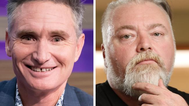 2 Day breakfast show announced: What Kyle Sandilands said to Dave Hughes