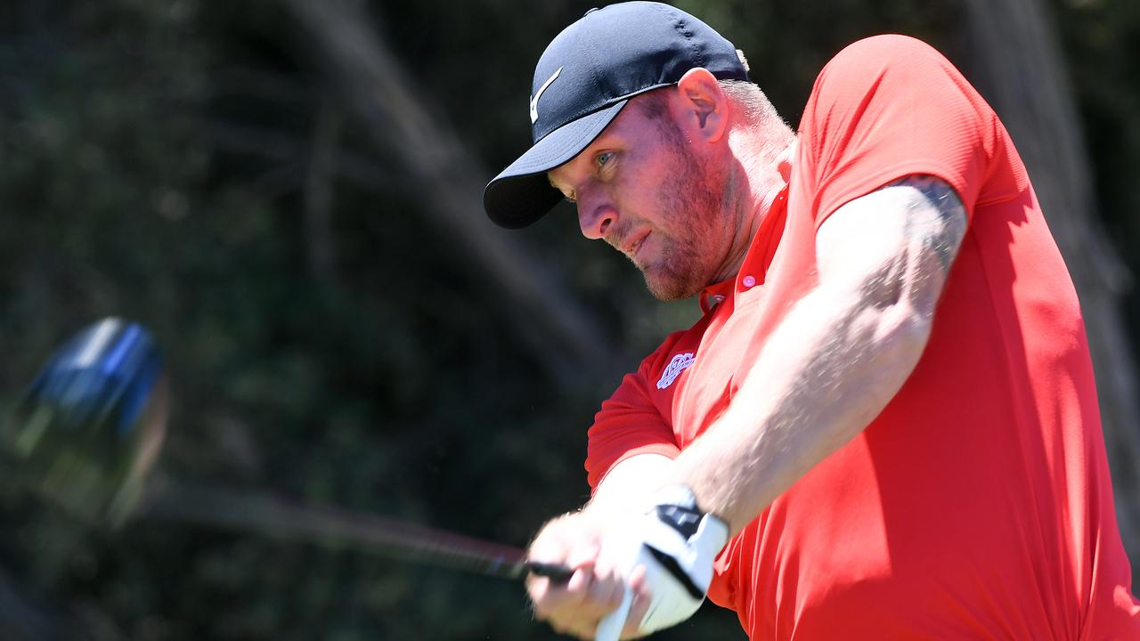 Sam Groth retired from tennis in 2018 and is now eyeing a prestigious golf title