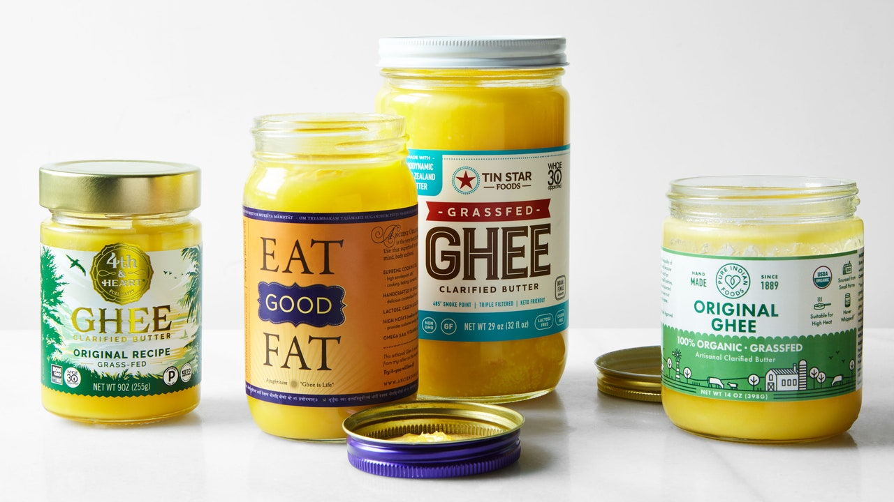The Best Ghee to Buy If You're Not Making It Yourself
