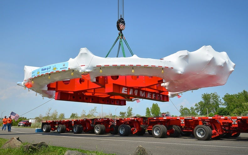 Big Physics News: The Muon g-2 Experiment Explained