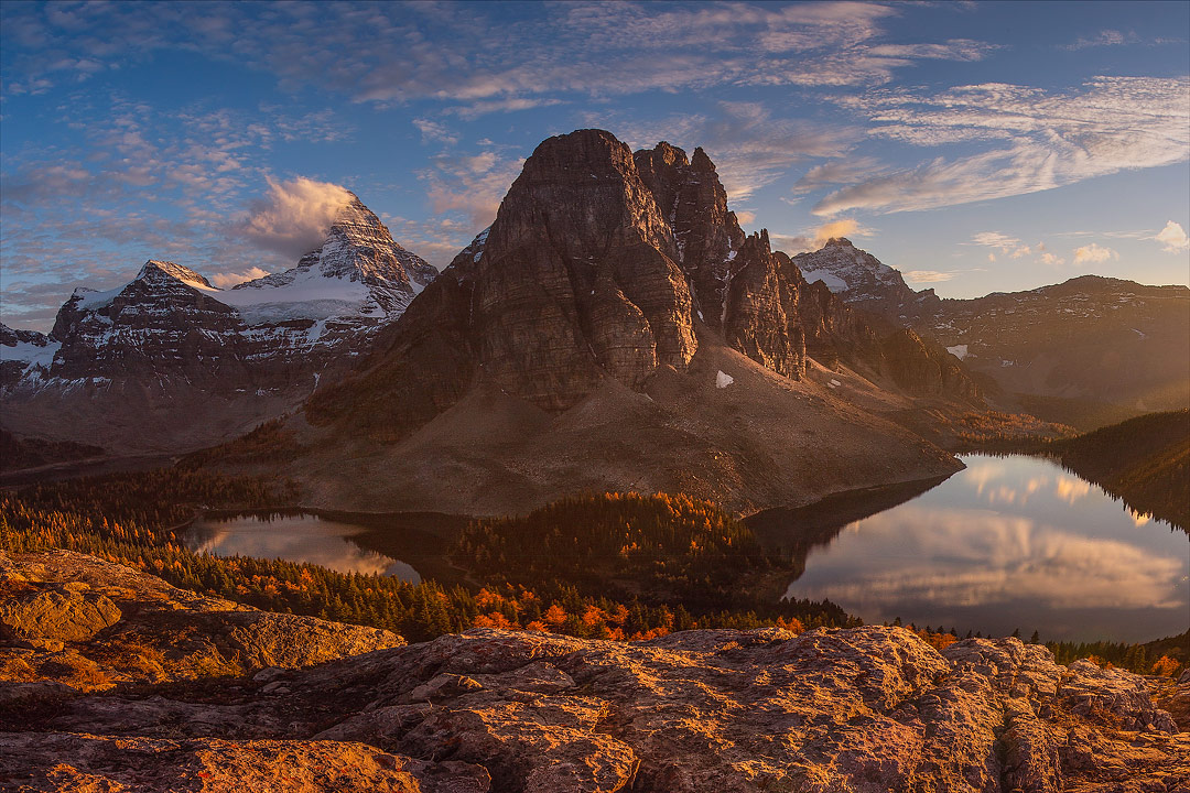 Icefields Parkway Photo Tour Sep 2021