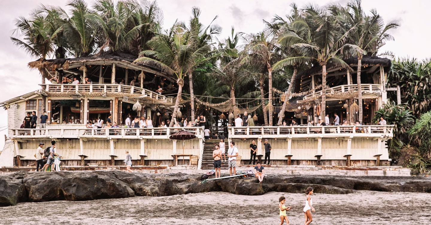 The 6 hottest beach clubs in Bali