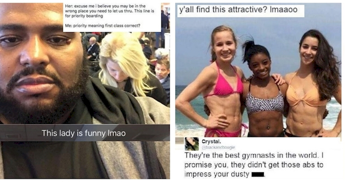 Top 15 Of The Best Clapbacks Ever