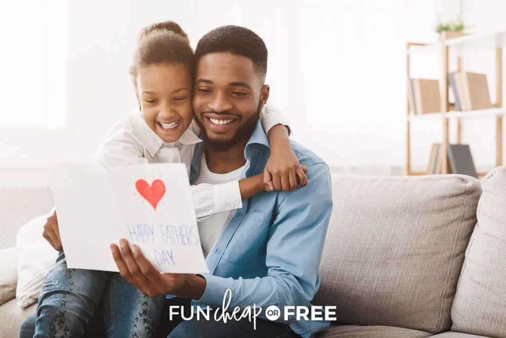 Father's Day Ideas That Are Cheap, Quick & Easy