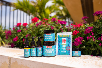 LeafLine Wellness Launches Premium CBD, CBN and CBG Happy Place™ Products