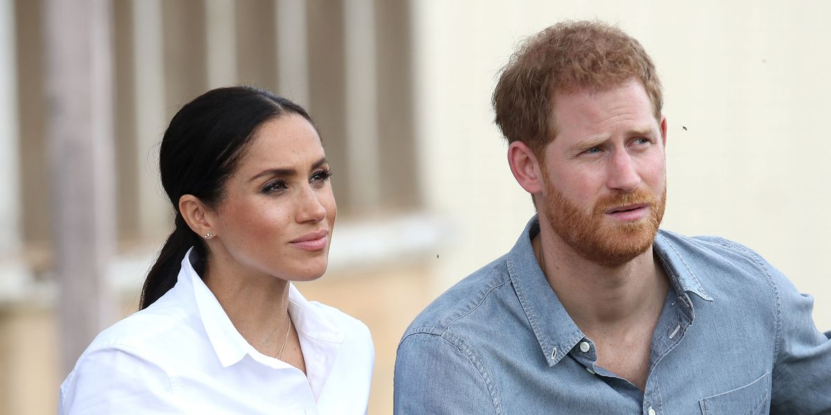 Meghan Markle's Dad Plans to Petition Court for Visitation with Her and Prince Harry's Kids