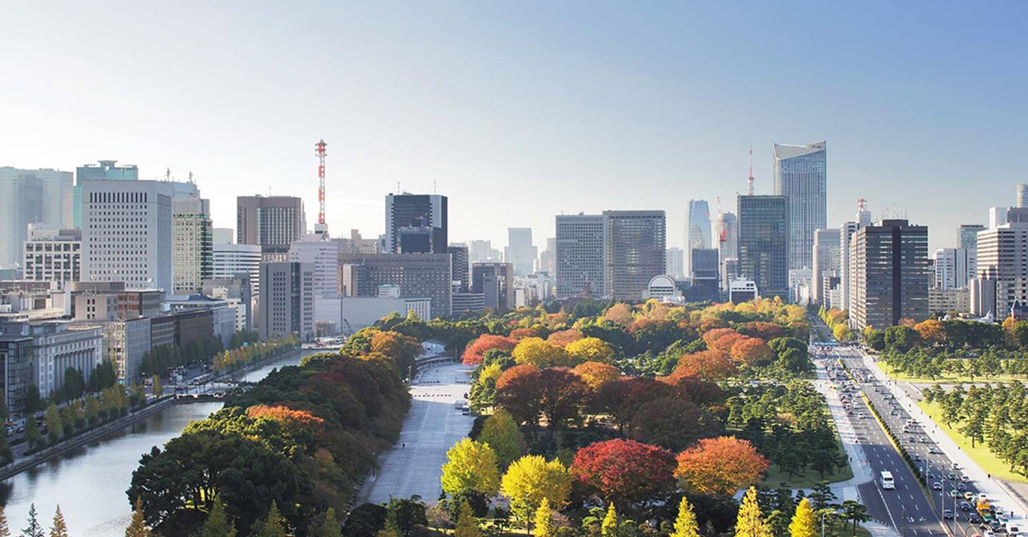 Six amazing reasons to visit Tokyo
