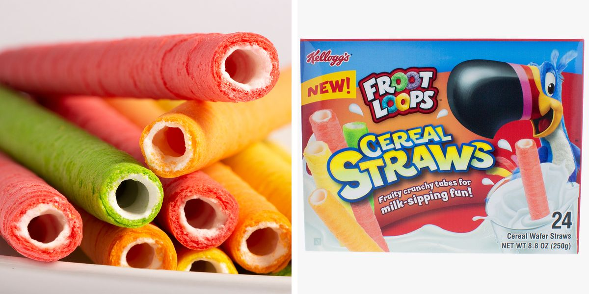 Kellogg's Is Bringing Back Its Crunchy Cereal Straws After A 12-Year Hiatus