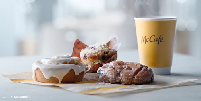 McDonald's Is Offering Free Bakery Items With A Coffee Purchase
