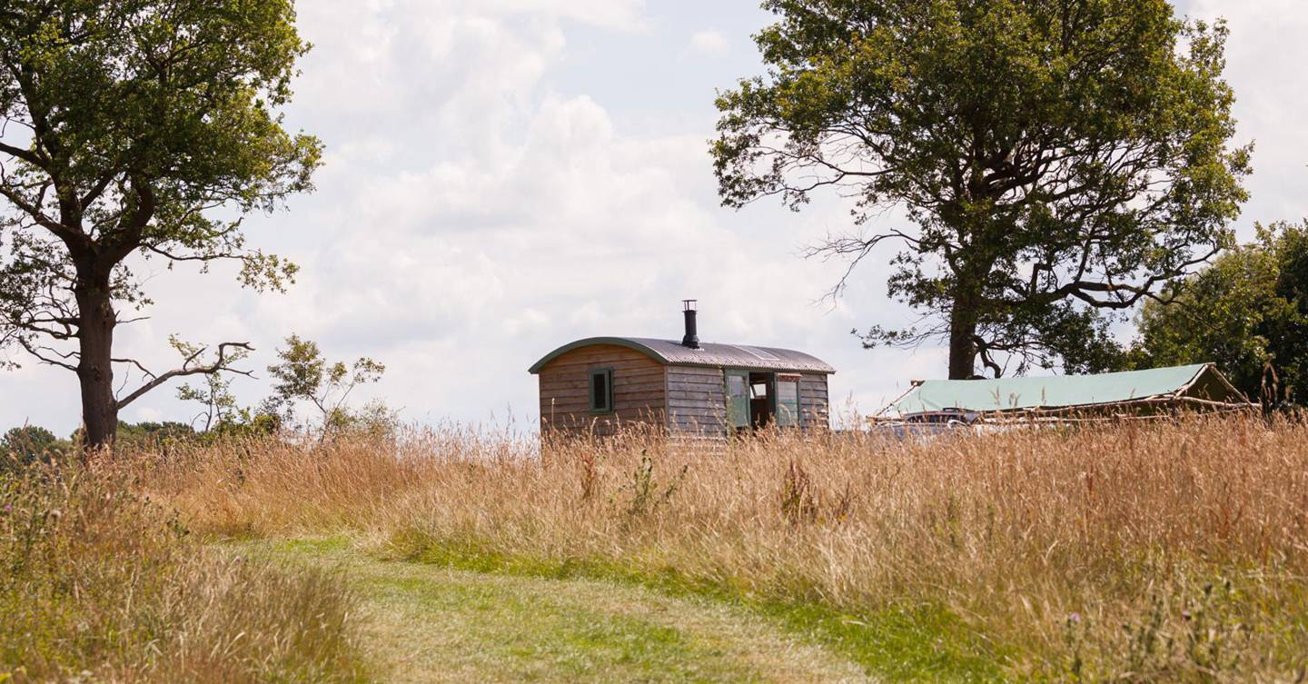 Glamping near London: 5 of the best sites