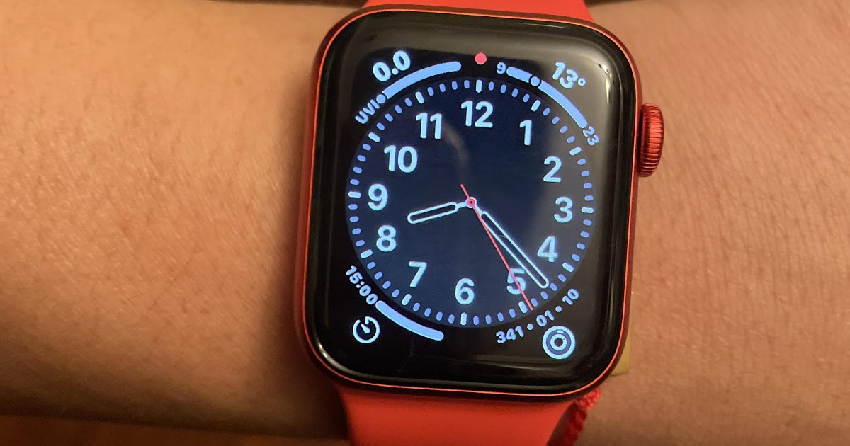 Apple Watch Series 6 GPS 40mm Only $329 Shipped on Walmart.com (Regularly $399)
