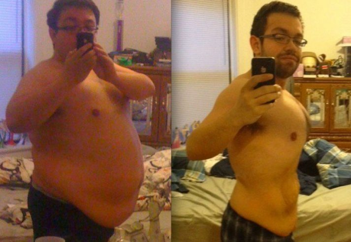 10 Months. 128 Pounds Lost. The Best Transformation I've Ever Seen.