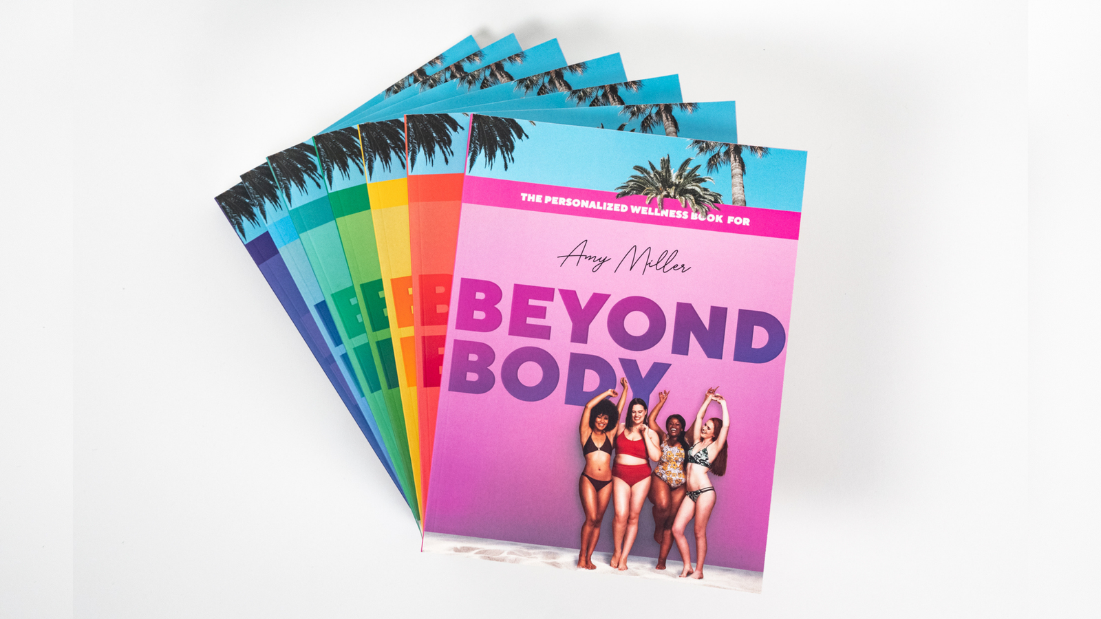 Aim To Become Your Healthiest Self With Beyond Body's Personalized Wellness Book