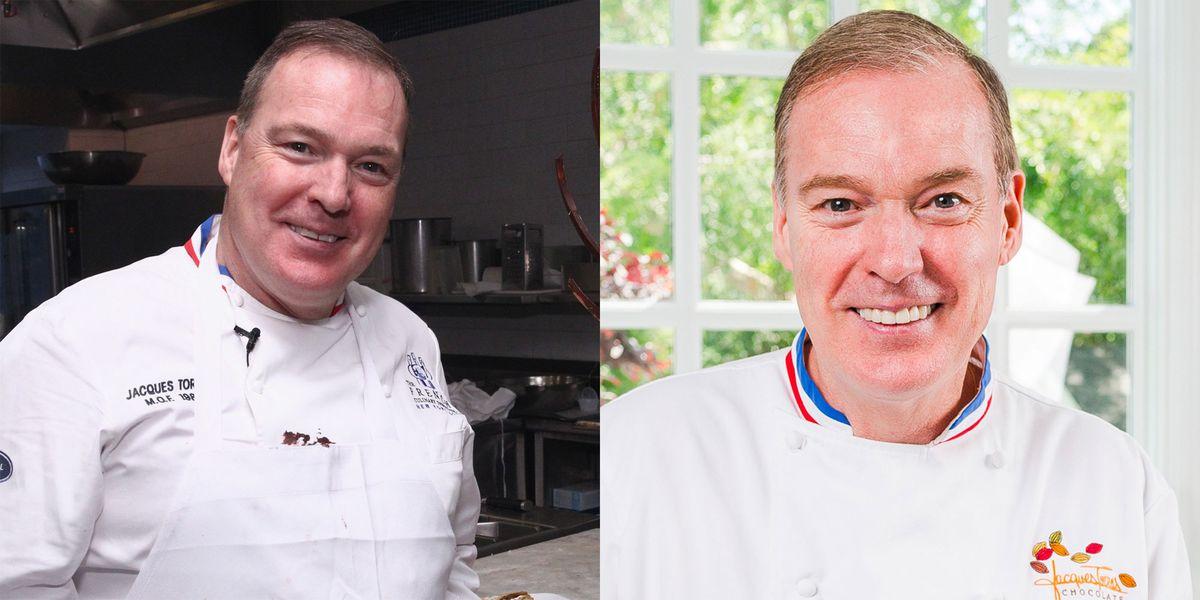 Pastry Chef Jacques Torres On Weight Loss, 'Nailed It!' and Chocolate