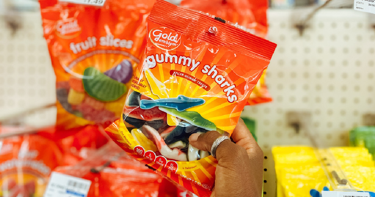 FREE Gold Emblem Candy Bag at CVS for ExtraCare Rewards Members (up to $2 Value!)