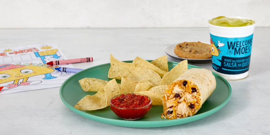 Kids Eat Free Every Sunday At Moe's Starting This Weekend