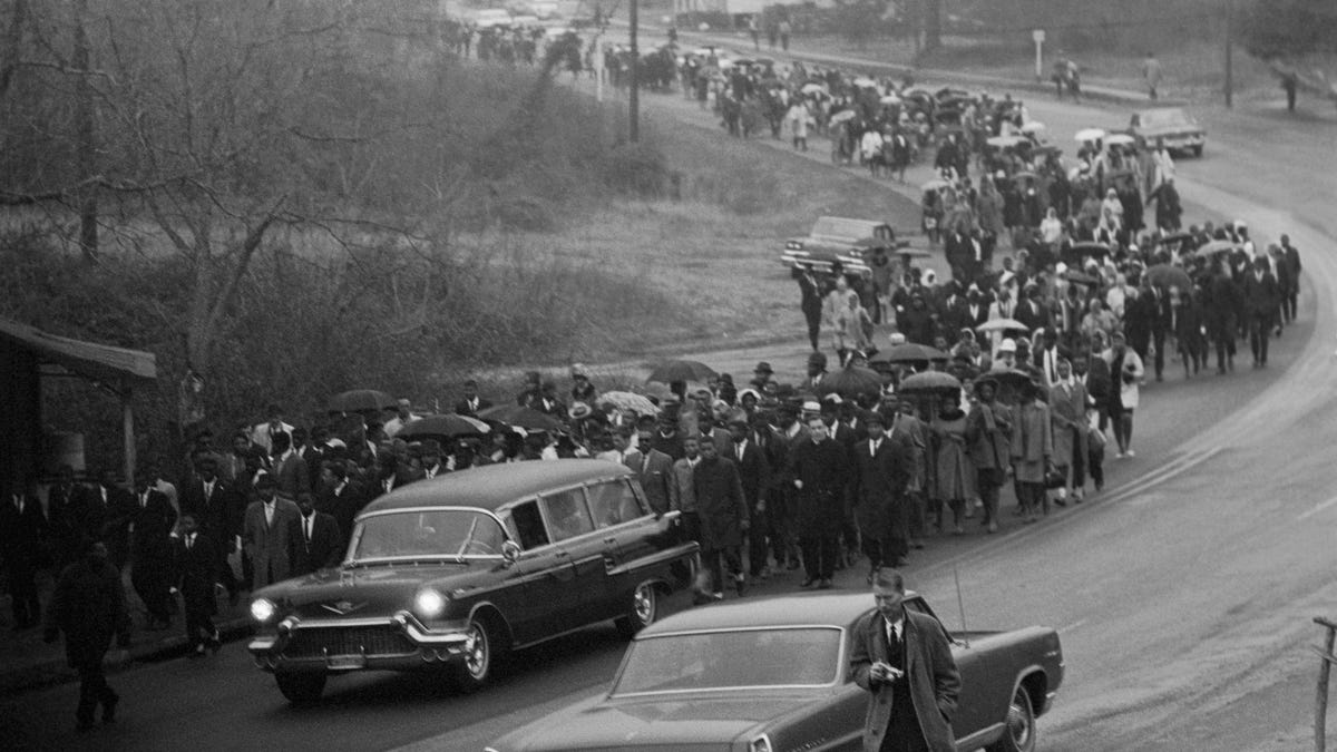 'First martyr of the voting rights movement': How a Black man's death in 1965 changed American history