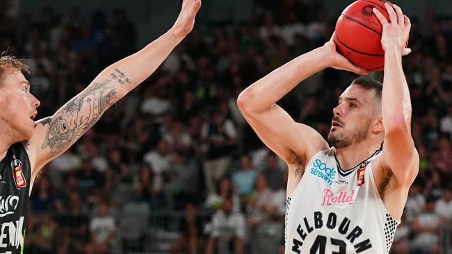 Melbourne United captain Chris Goulding is desperate to play as the NBL continues to delay confirming the 2021 NBL season start