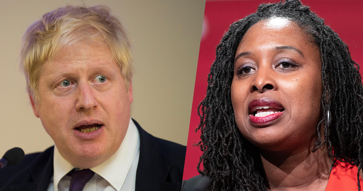 Was Dawn Butler right about Boris Johnson 'lying' to Parliament?