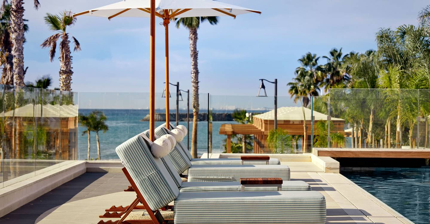 Win a three-night holiday for two in Cyprus