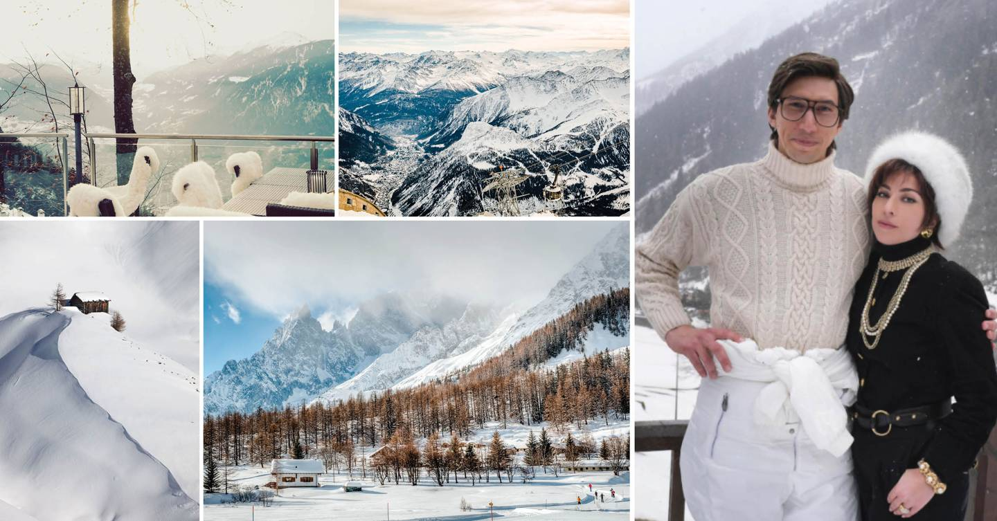 'House of Gucci' film locations: the coolest places in the Italian Alps