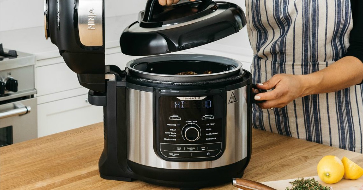 Ninja Foodi XL 9-in-1 Pressure Cooker & Air Fryer from $139.99 Shipped (Regularly $300) + Get $20 Kohl's Cash