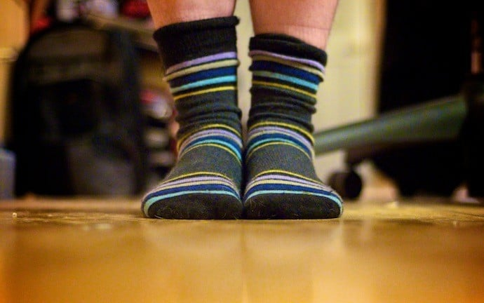 Turn Your Smelly Socks Into Mosquito Traps After A Long Day Of Traveling