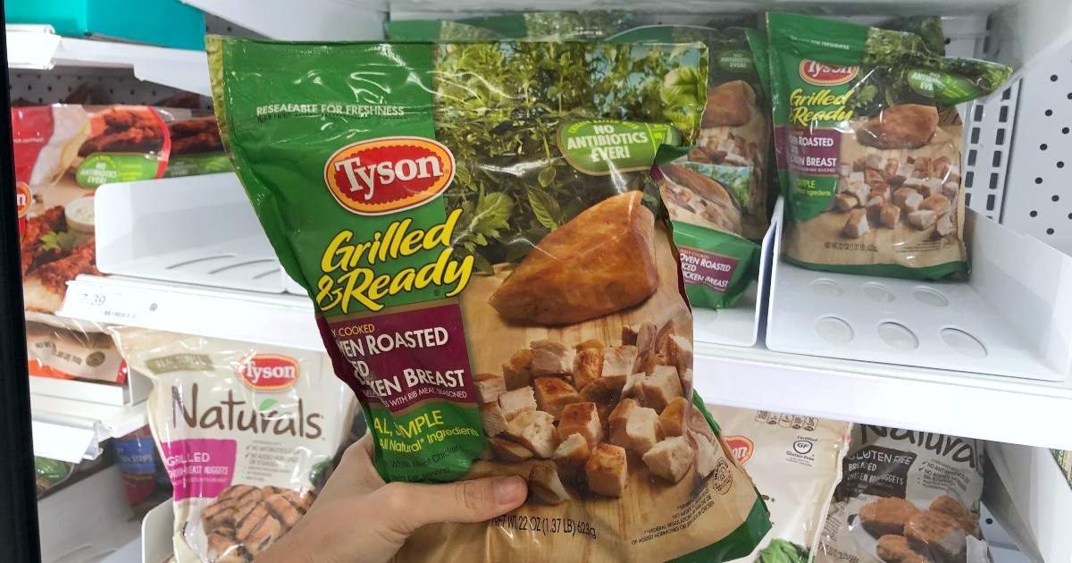 Tyson Recalls 8.5 Million Pounds of Chicken Products After Possible Listeria Exposure