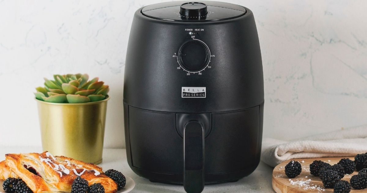 Highly Rated Air Fryers from $24.99 on BestBuy.com (Regularly $40+)