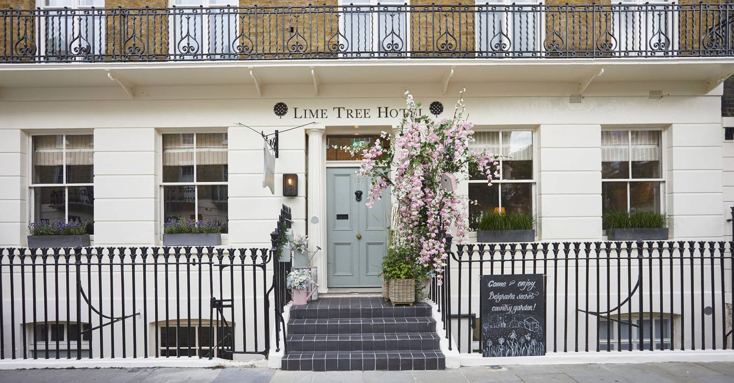 Lime Tree Hotel London: a great-value hideout in Belgravia