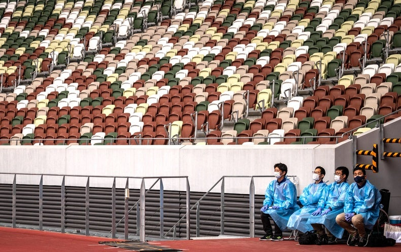 COVID Risks at the Tokyo Olympics Aren't Being Managed, Experts Say